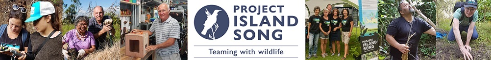 Project Island Song's Home Page
