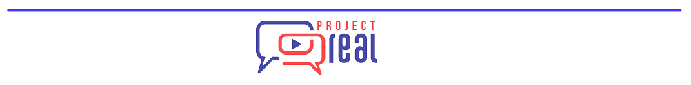 Project REAL's Banner