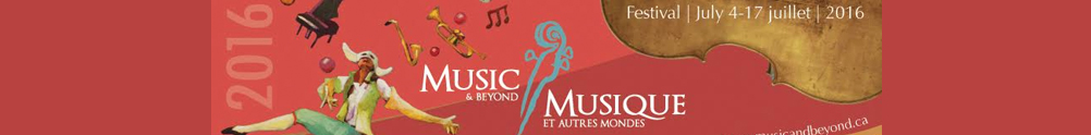 Music and Beyond's Home Page
