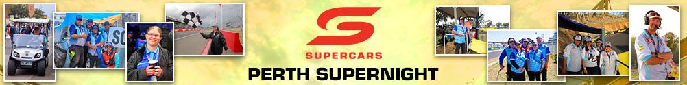 Perth SuperNight's Banner