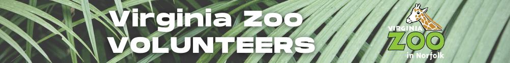 Virginia Zoo's Banner