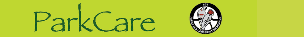 ParkCare ACT's Banner