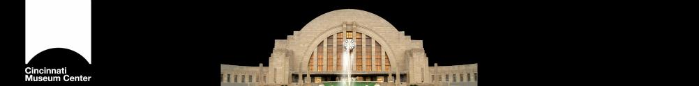 Cincinnati Museum Center's Banner
