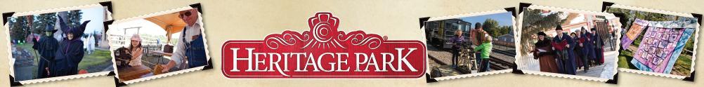 Heritage Park Historical Village's Banner