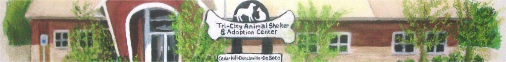 Tri-City Animal Shelter & Adoption Center's Home Page