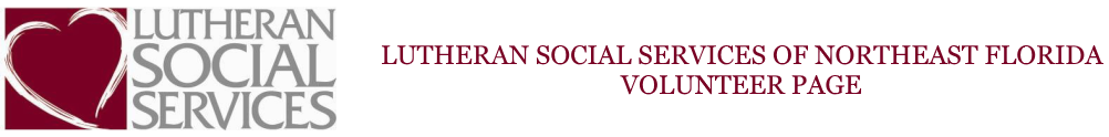 Lutheran Social Services of Northeast Florida's Banner