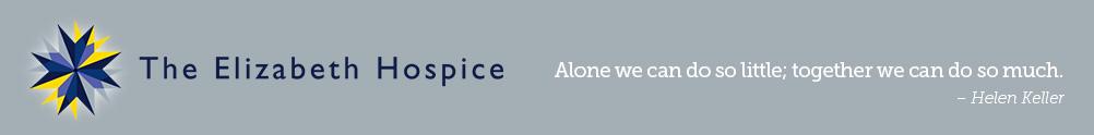 The Elizabeth Hospice's Banner