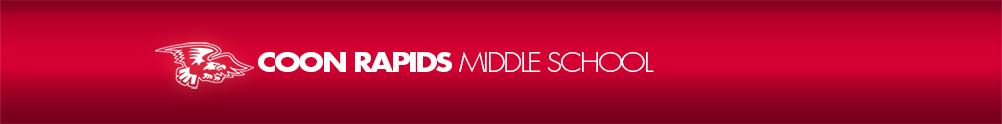 Coon Rapids Middle School's Banner