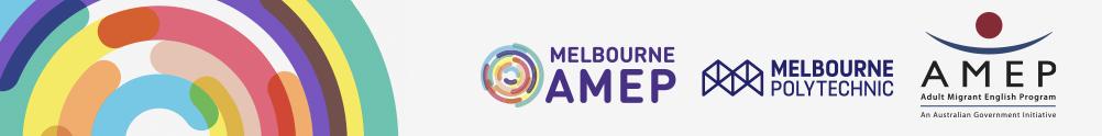 Melbourne AMEP's Banner