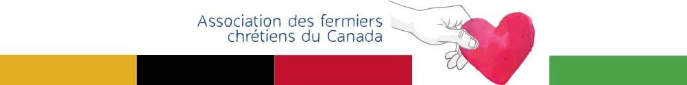 Association des Fermiers Chrétiens du Canada's Home Page