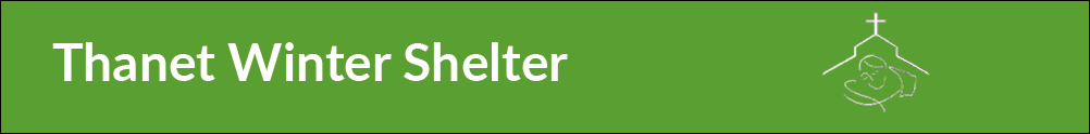 Thanet Winter Shelter's Home Page