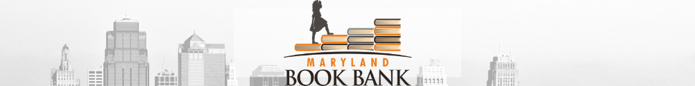 The Maryland Book Bank's Banner