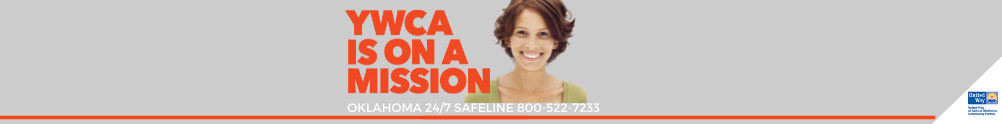 YWCA OKC Sexual Assault Services's Banner