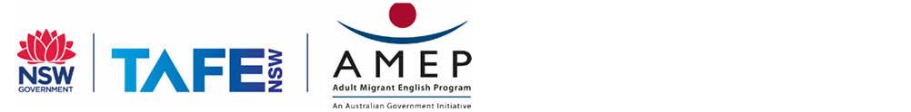 AMEP Volunteer Tutor Program's Home Page