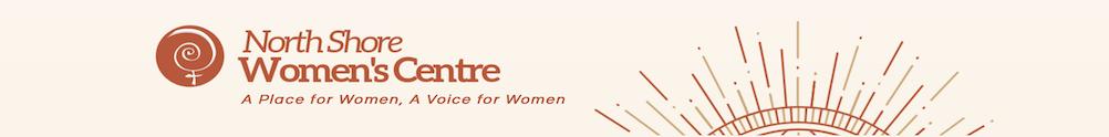 North Shore Women's Centre's Banner