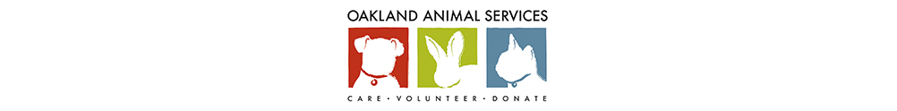 Oakland Animal Services's Home Page