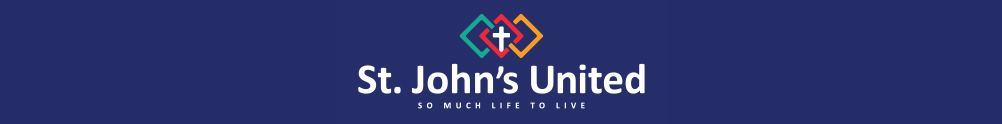 St. John's United - Intake's Home Page