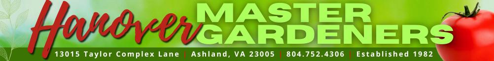 Extension Master Gardener Volunteer Program - Hanover's Banner
