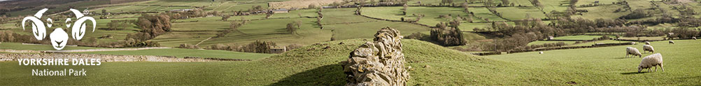 Yorkshire Dales National Park's Home Page