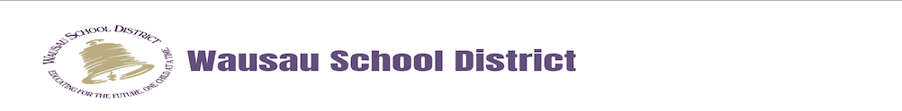Wausau School District's Home Page
