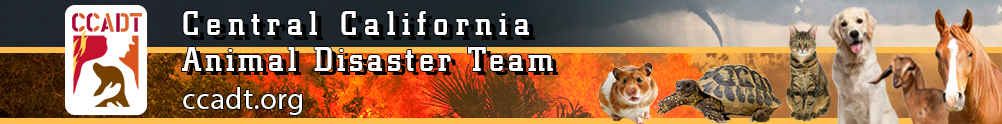 Central California Animal Disaster Team's Home Page