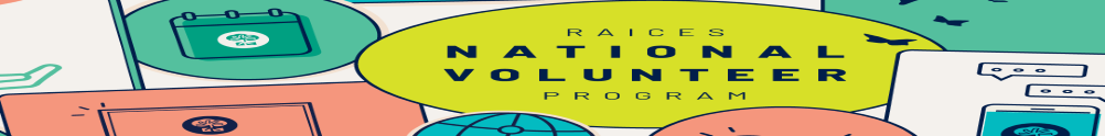RAICES Volunteer Program's Home Page
