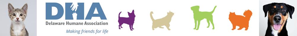 Delaware Humane Association's Home Page