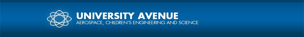 University Avenue Elementary School's Banner