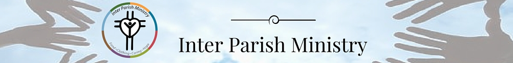 Inter Parish Ministry's Banner