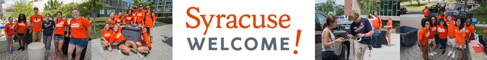 Syracuse University's Banner