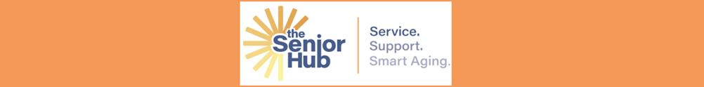 The Senior Hub's Banner
