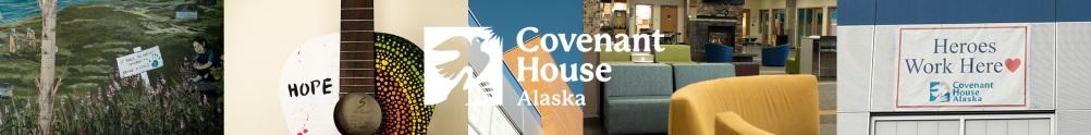 Covenant House Alaska's Home Page