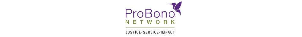 Pro Bono Network's Banner