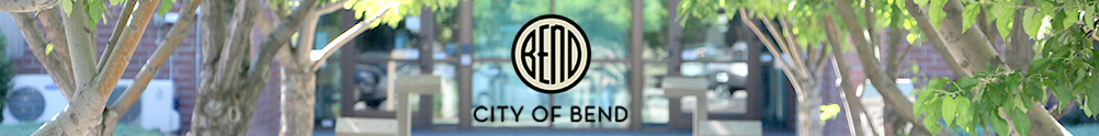 City of Bend's Home Page
