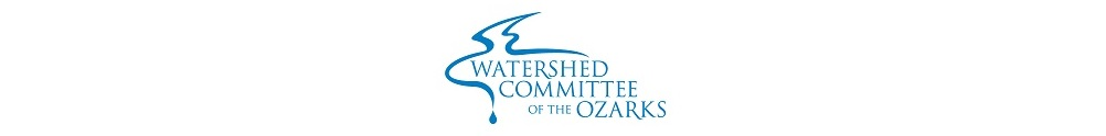 Watershed Committee of the Ozarks's Banner