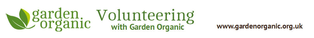 Garden Organic's Home Page