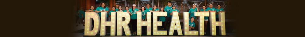 DHR Health's Banner