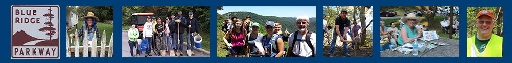 Blue Ridge Parkway Volunteers's Home Page