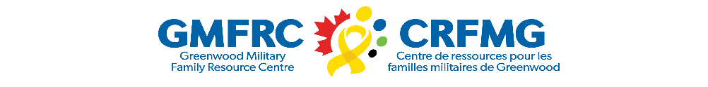 Greenwood Military Family Resource Centre's Home Page