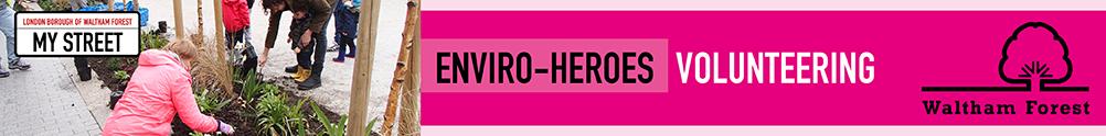 Enviro-heroes's Banner