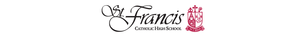 St. Francis Catholic High School's Home Page
