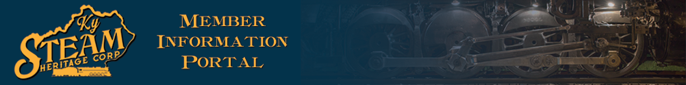 Kentucky Steam Heritage Corporation's Banner