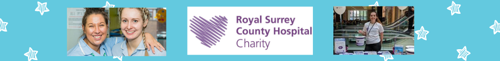 Royal Surrey County Hospital Charity's Home Page