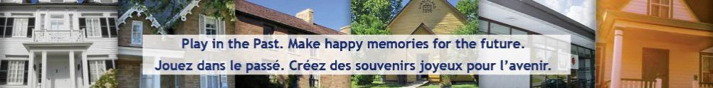 City of / Ville d'Ottawa - Museums and Heritage Programs ~ Musées et programmes du patrimoine's Home Page