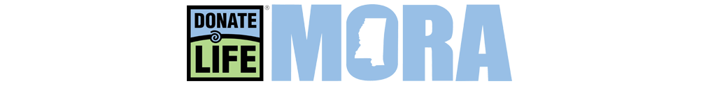 Mississippi Organ Recovery Agency's Banner