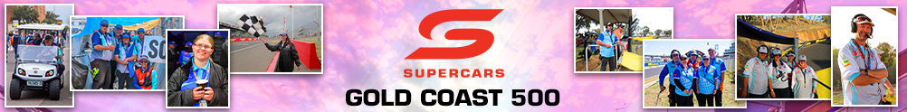 Boost Mobile Gold Coast 500's Banner