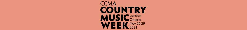 CCMA Country Music Week - London 2021's Home Page