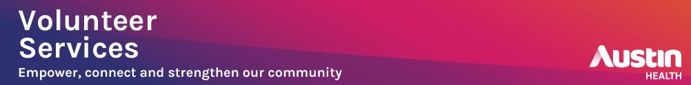 Austin Health's Banner