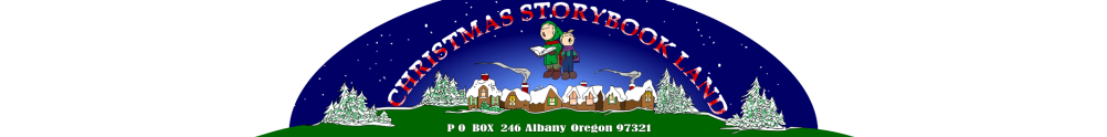 Christmas Storybook Land, Inc.'s Banner