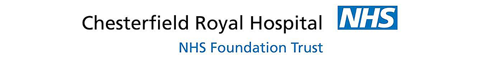 Chesterfield Royal Hospital's Banner